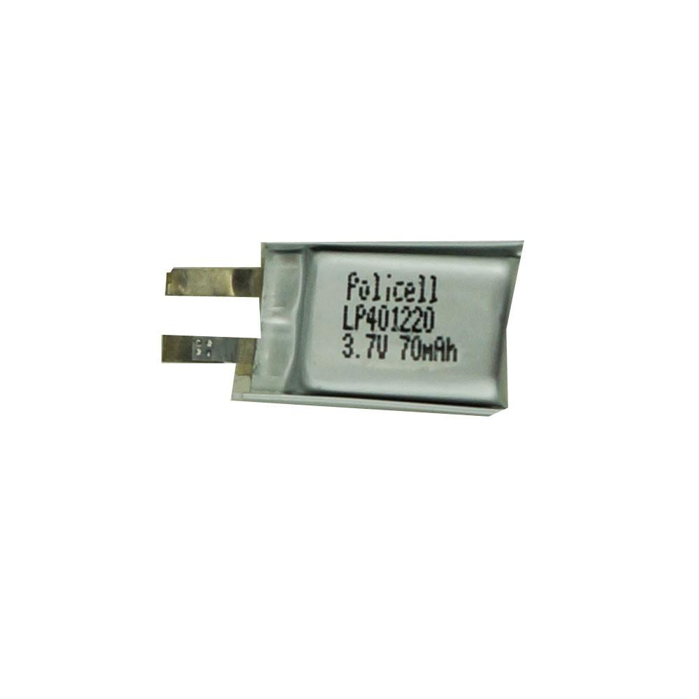 70mah 3.7V Lipo Battery