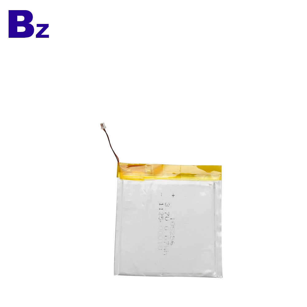 Ultra thin Battery 1mm BZ015253 180mah 3.7V Rechargeable Li-Polymer Battery
