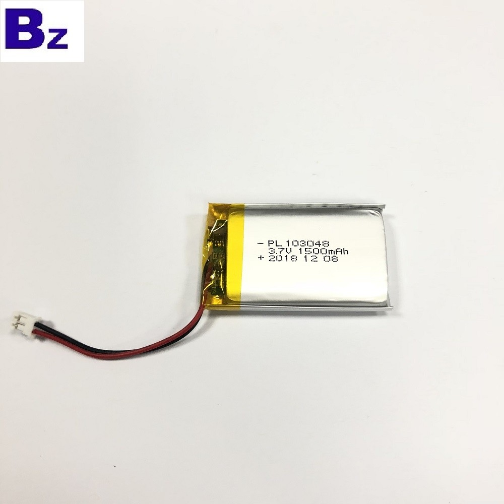 1500mAh Battery For Beauty And Healthy Life Device