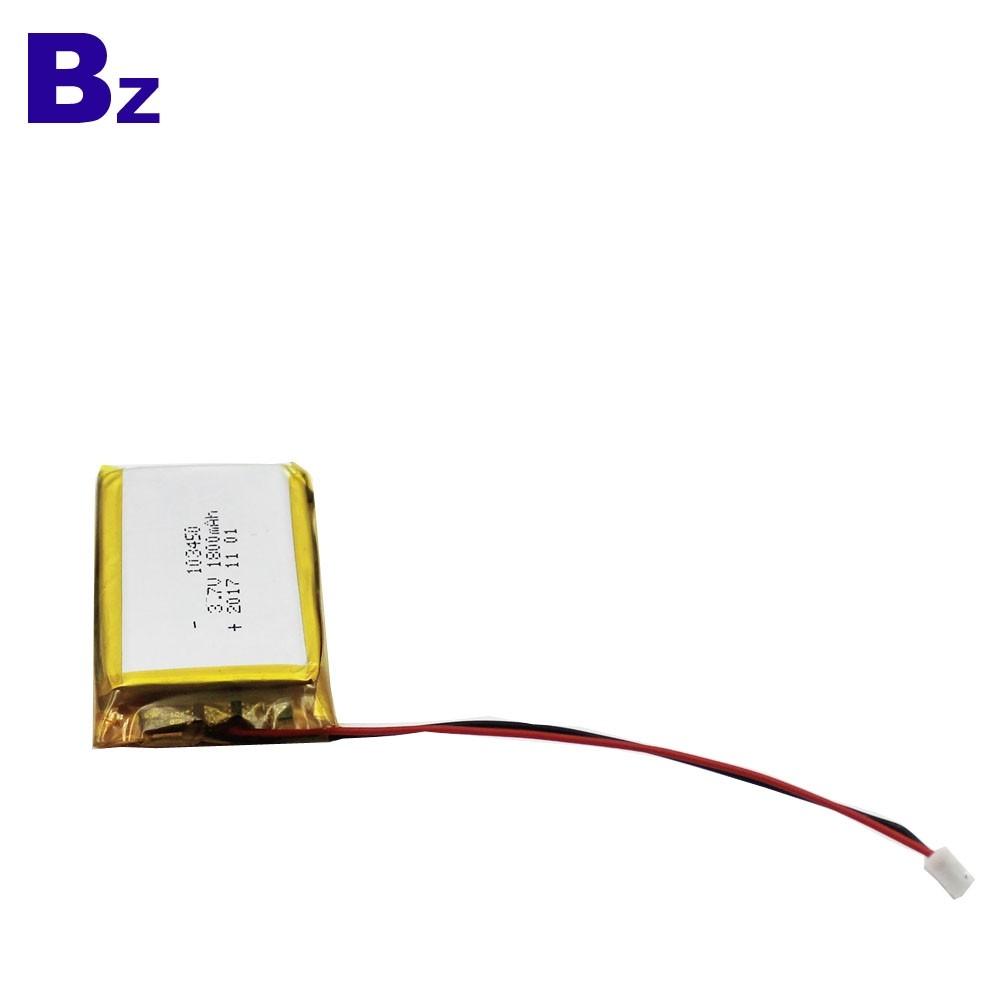 Wholesale BZ 103450 1800mah 3.7V Lipo Battery