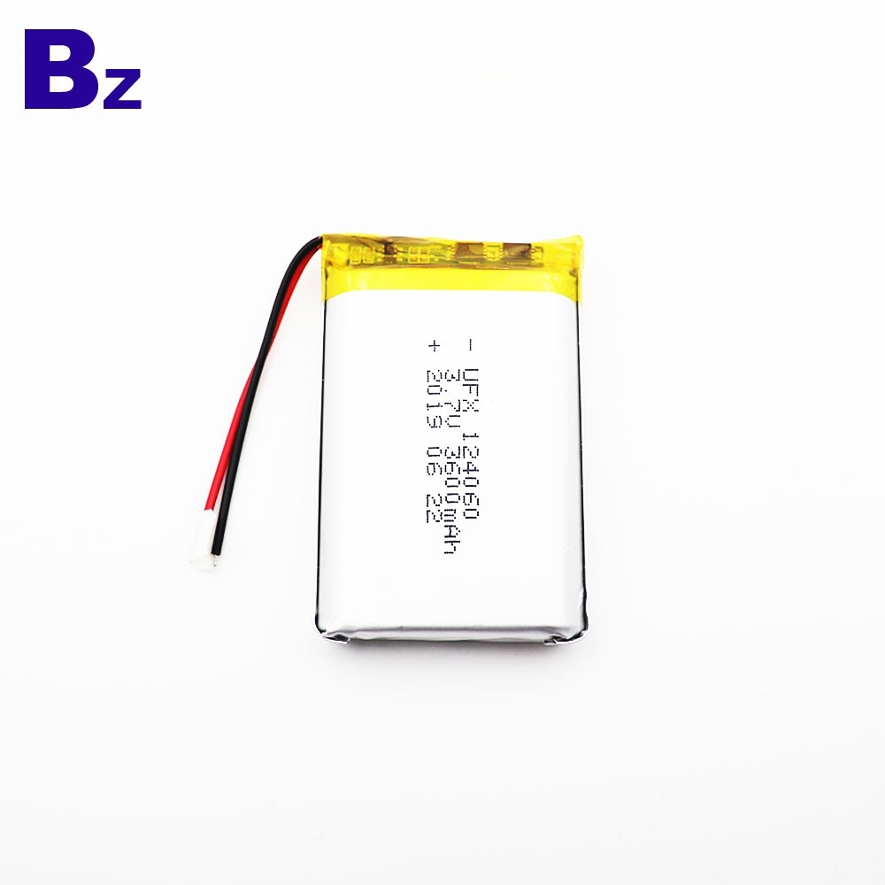 3600mAh Lipo Battery for LED Light