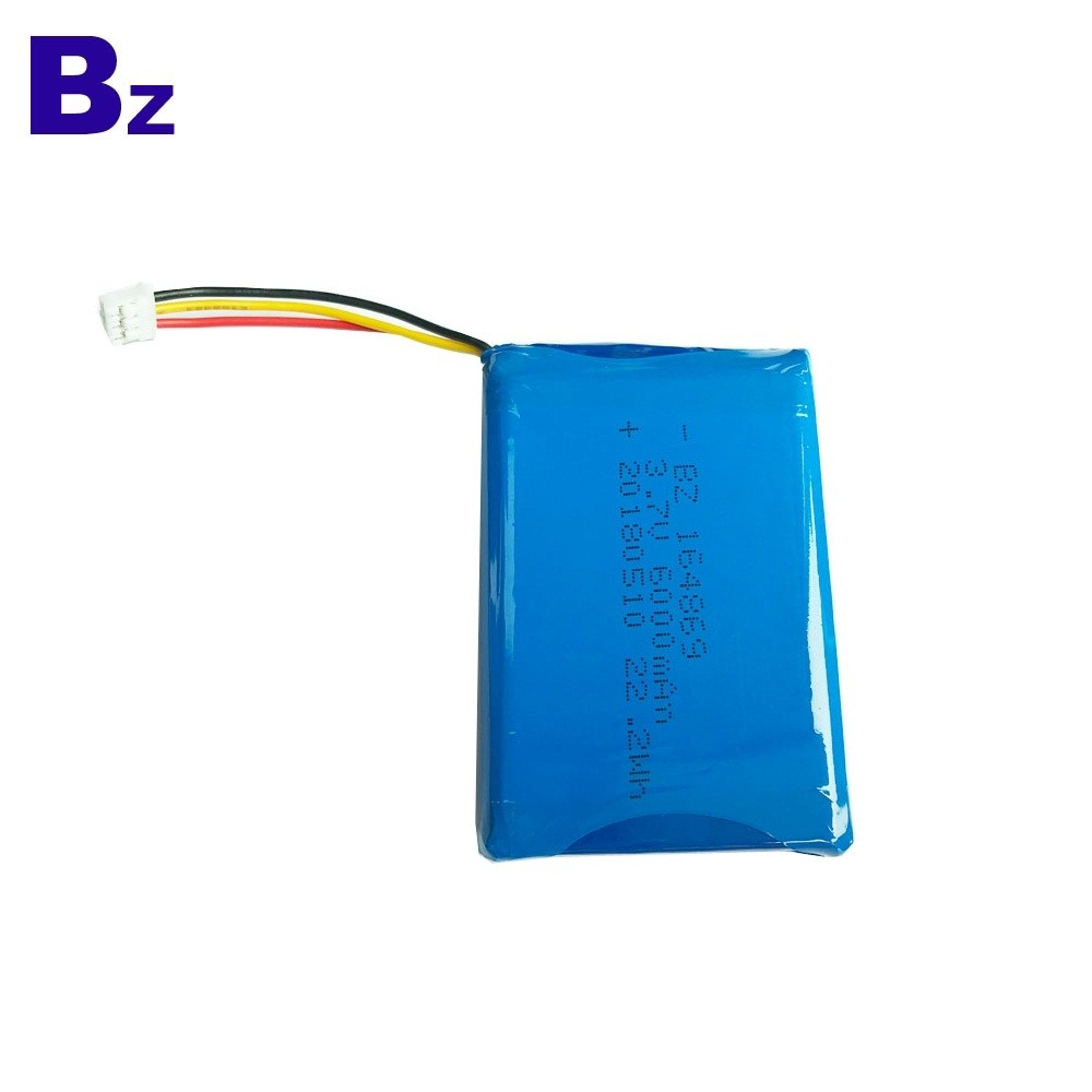 Wholesale Polymer Li-ion Battery for Power Bank BZ 164869 3.7V 6000mAh Lipo Battery Pack