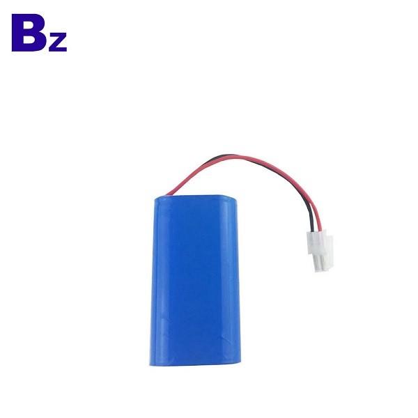 18650 4S 2200mah 14.8V Rechargeable Li-ion Battery