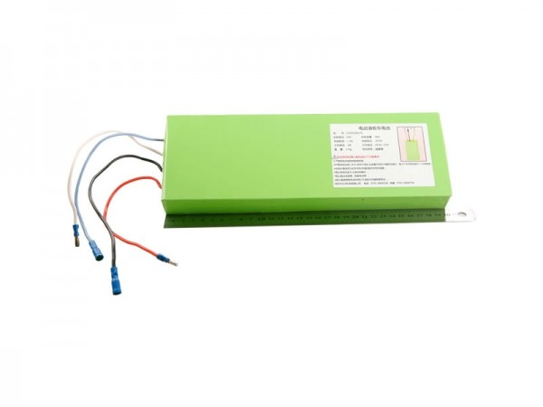 E-bike Battery - BZ 33105300 - 24V - 9AH - Lithium Ion Battery - Rechargeable