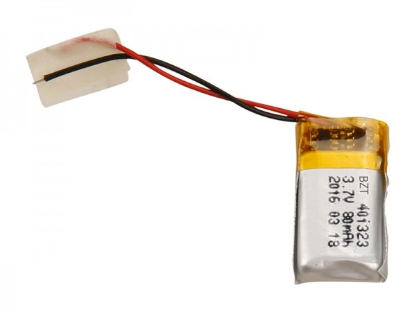 Digital Battery - BZ 401323 - 3.7V - 80mAh - Lithium Ion Battery