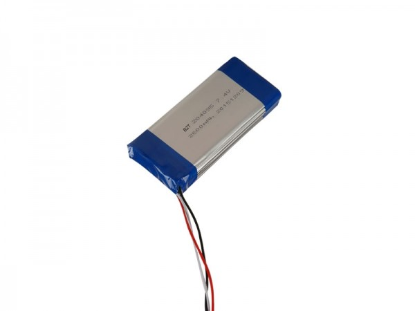 Medical Battery - BZ 204095 - 7.4V - 2600mAh - Lithium Ion Battery - Rechargeable