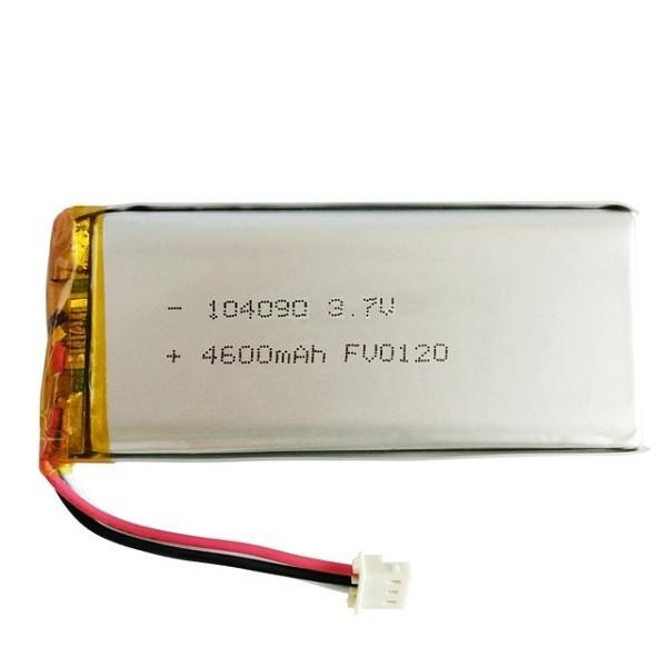 BZ 104090 3.7v 4600mAh Lipo Battery