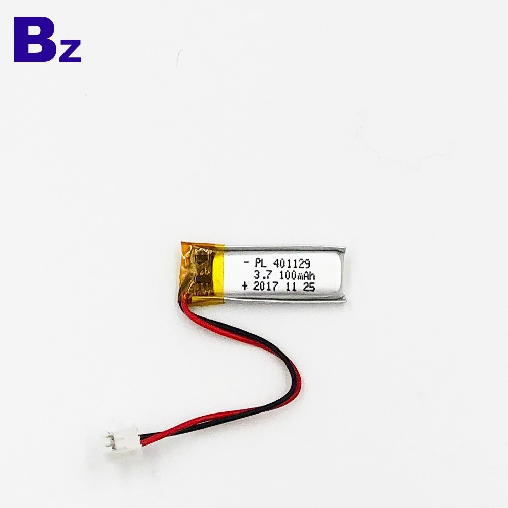 3.7V Lipo Battery With Wire And Plug