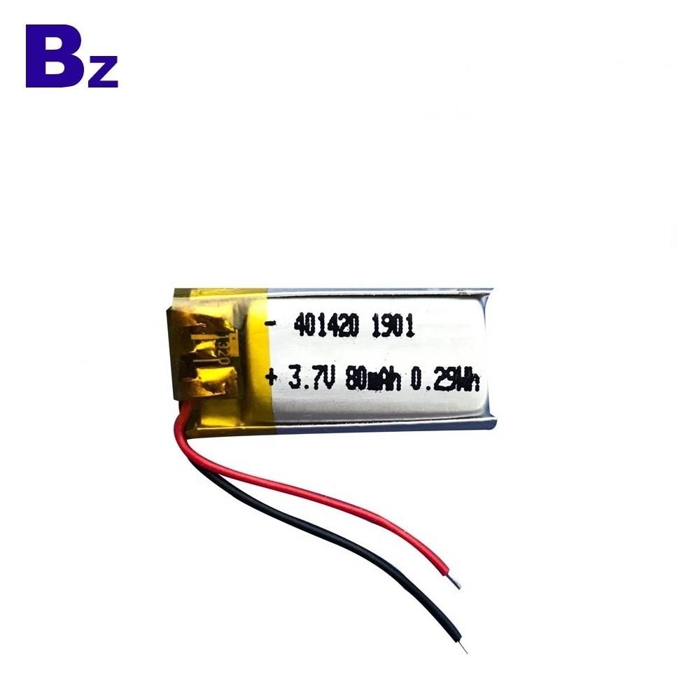 Li-ion Battery for Fluorescent Lights