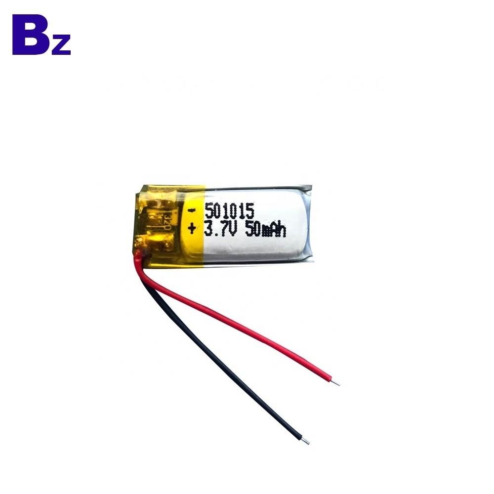 Lipo Battery for Smart Watch 501015 50mAh