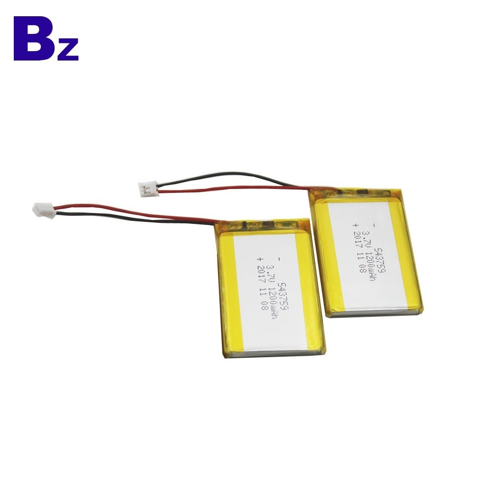 OEM Rechargeable Li-ion Polymer Batteries For GPS