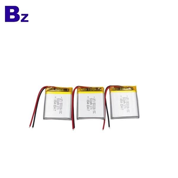 Battery For RC Device BZ 553338 15C 3.7V 500mAh Lipo Battery