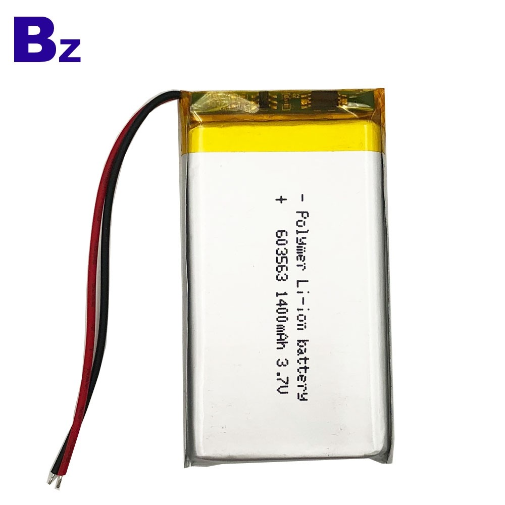 Rechargeable Battery for for Medical Device