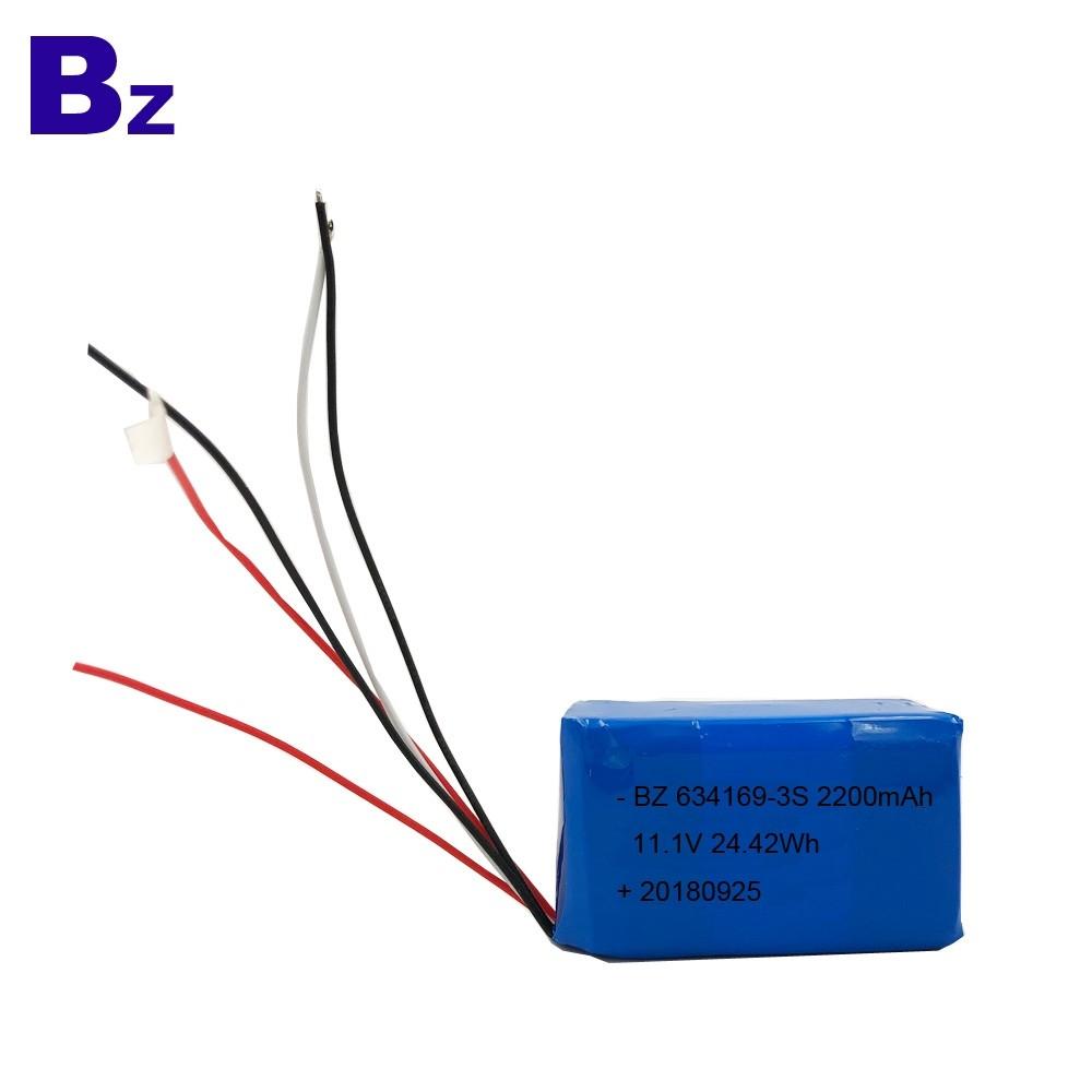 Li-polymer Battery for Air Cleane