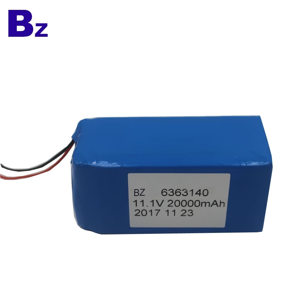 Polymer Li-ion battery for Electronic Beauty Products