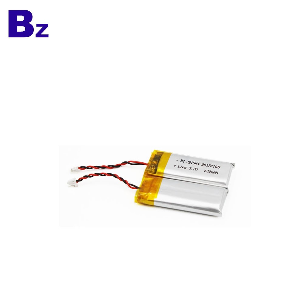 Customized Polymer Li-ion Battery