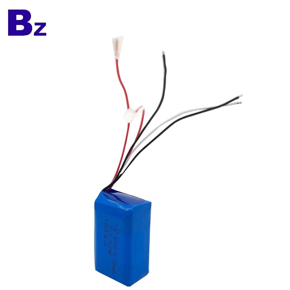 High Capacity Li-ion Polymer Battery