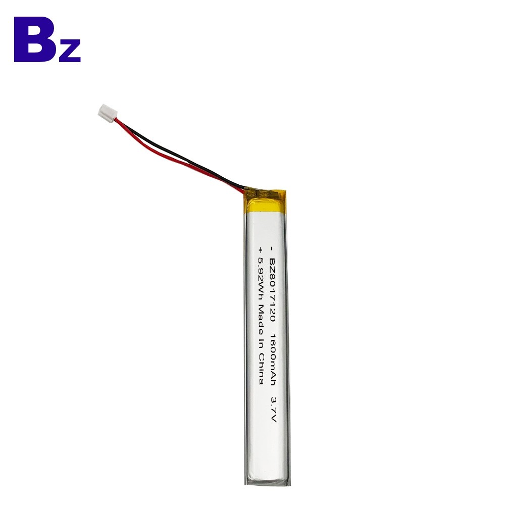 Lipo Battery for Flashlight