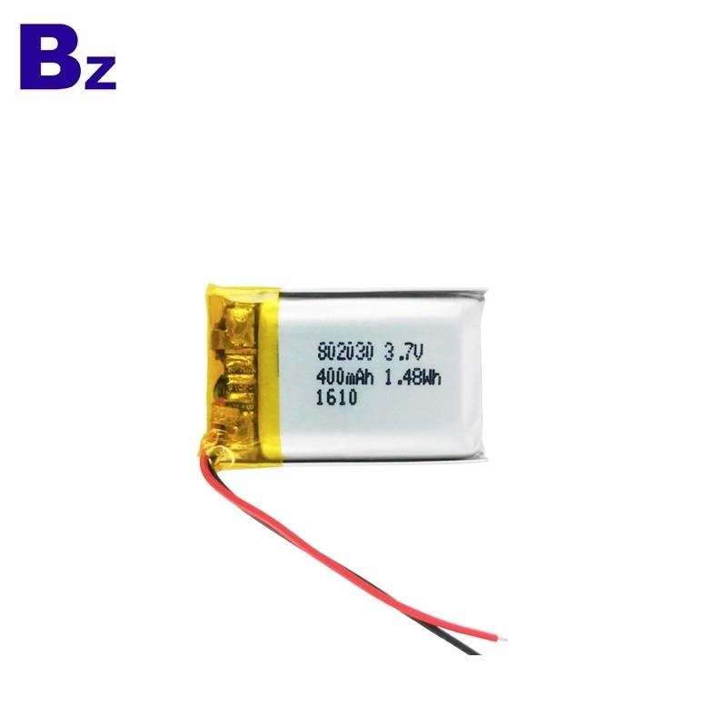 400mAh Battery For LED Bike Light