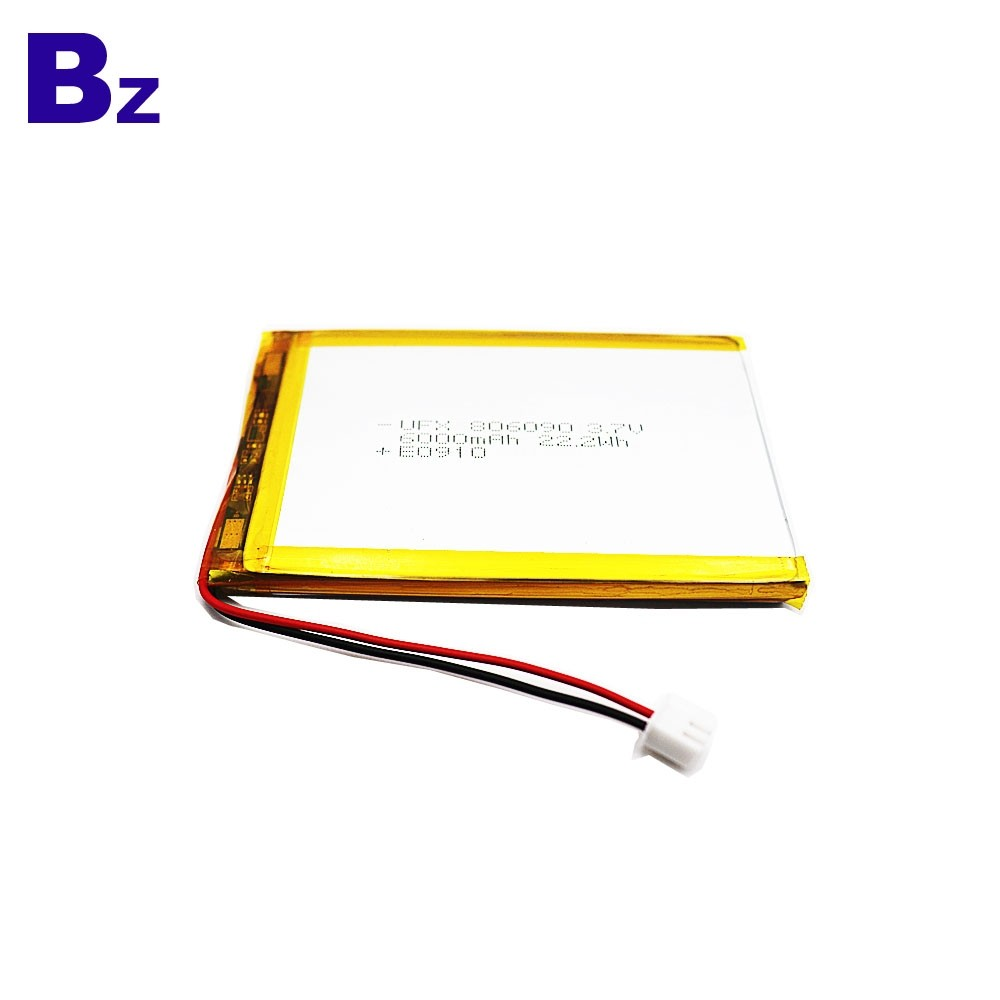 6000mAh Battery For Information Collection Equipment