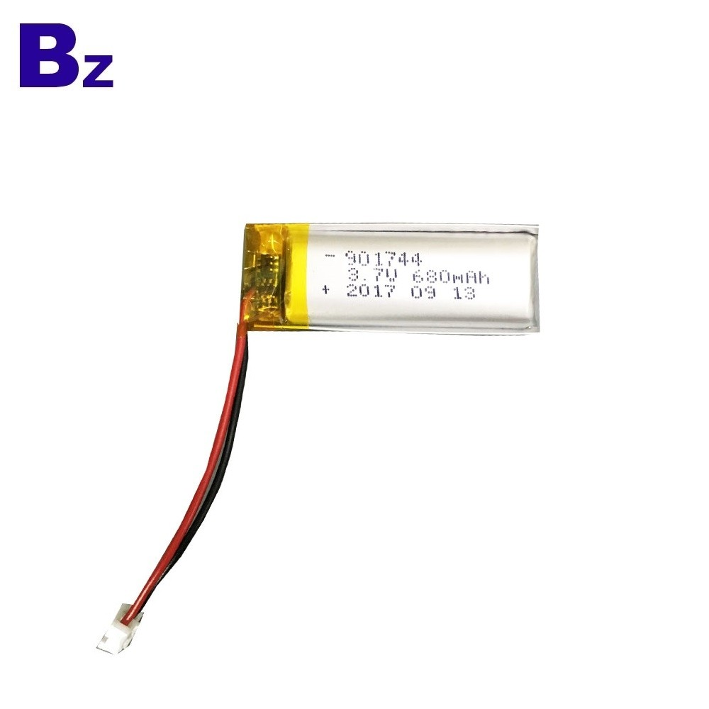680mAh Battery for Electric Toothbrush