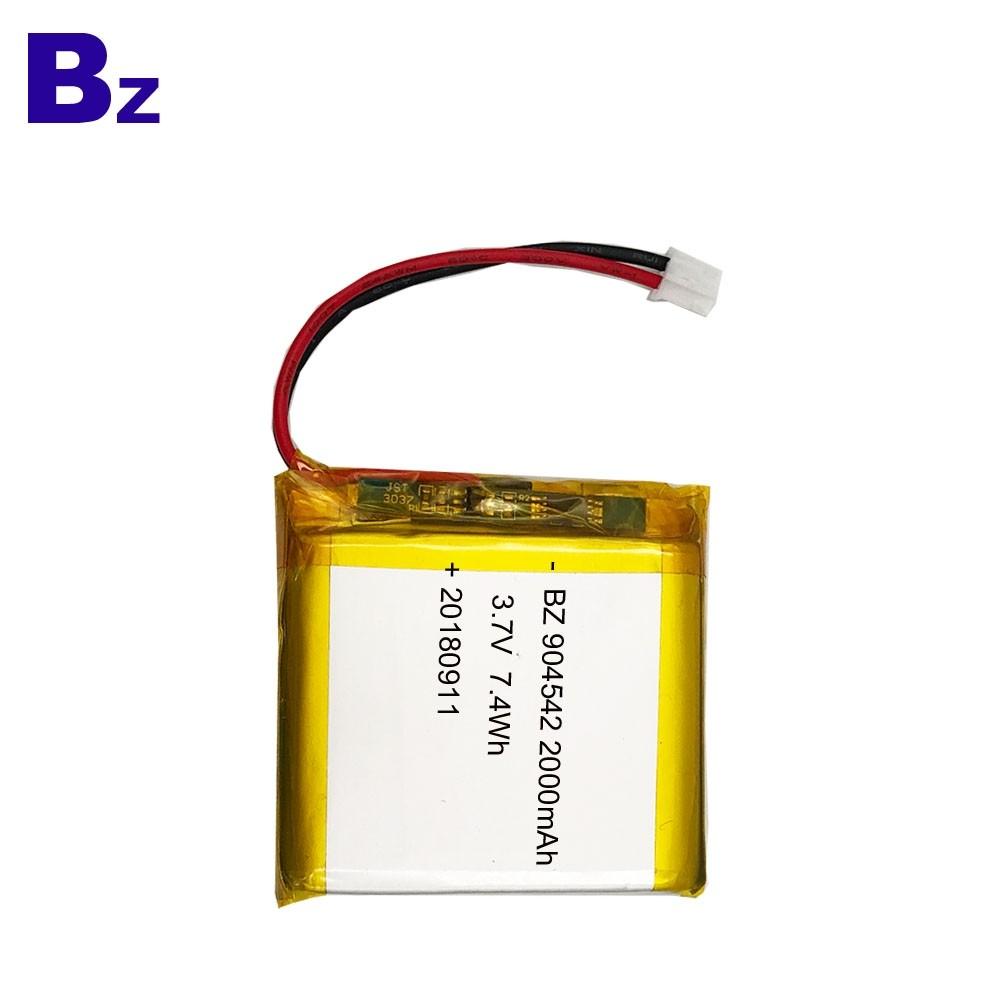 Rechargeable Battery For Water Replenishing Instrumen