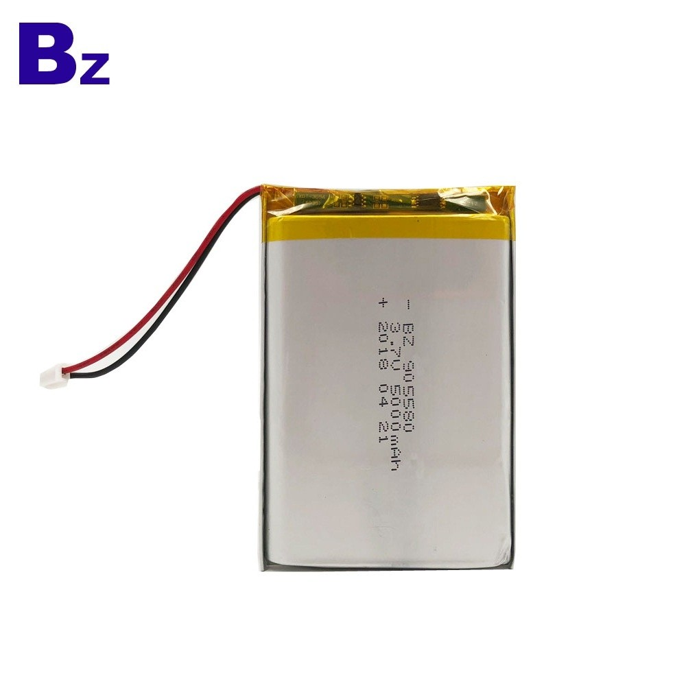 5000mah 3.7V Polymer Li-Ion Battery
