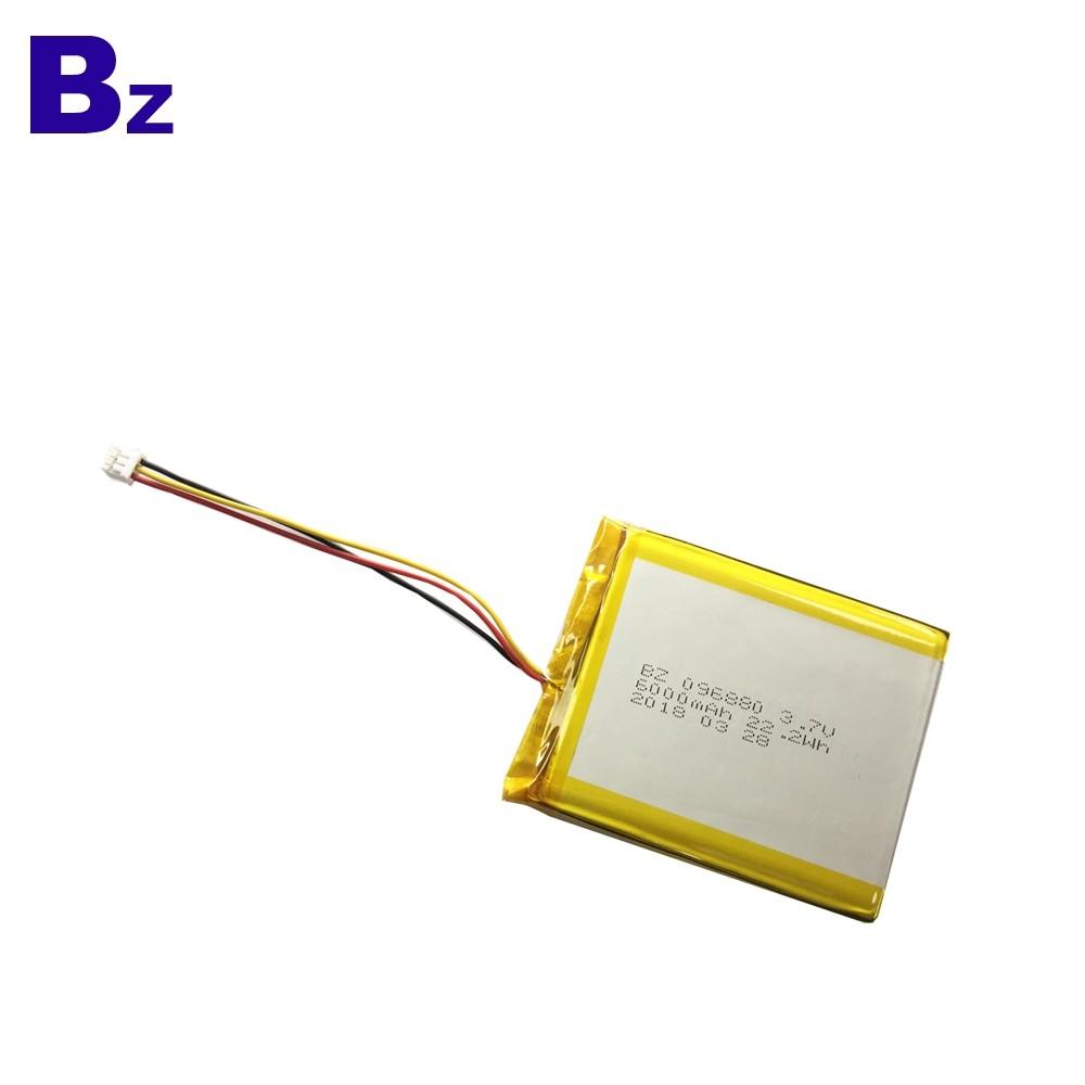 906880 6000mah 3.7V Lipo Battery