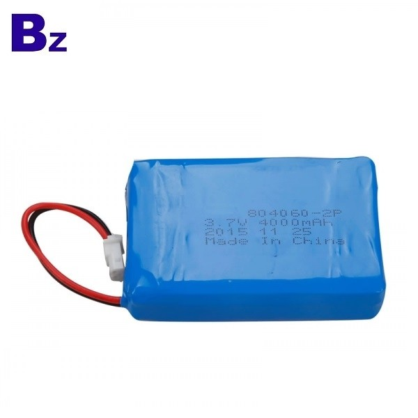 Digital Battery - BZ 804060 - 3.7V - 4000mAh - Lithium Ion Battery - Rechargeable