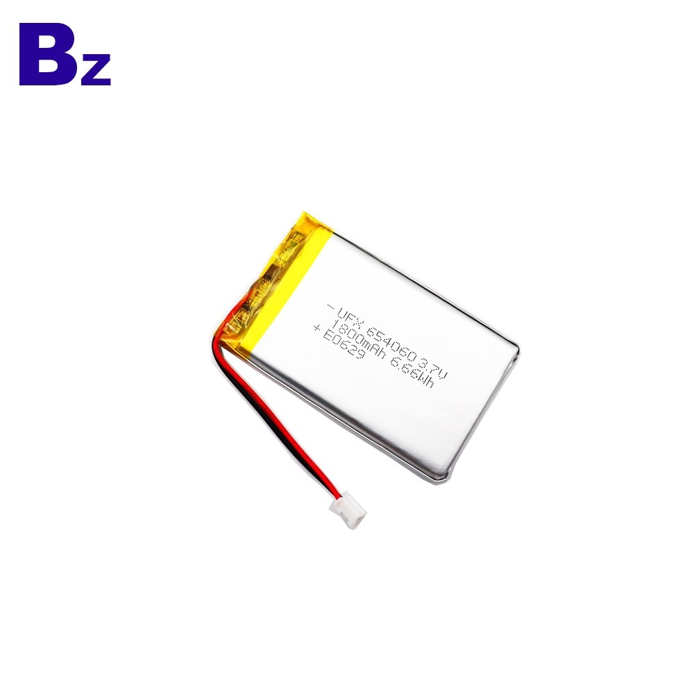 1800mAh Lipo Battery For Communication Device