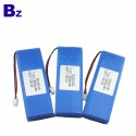 China Lipo Cells Factory Supply Best Price Lithium Battery BZ 6034100 2S 1850mAh 7.4V Rechargeable LiPo Battery Pack