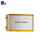 4000mAh 3.7V Lipo Battery for beauty and healthy life device