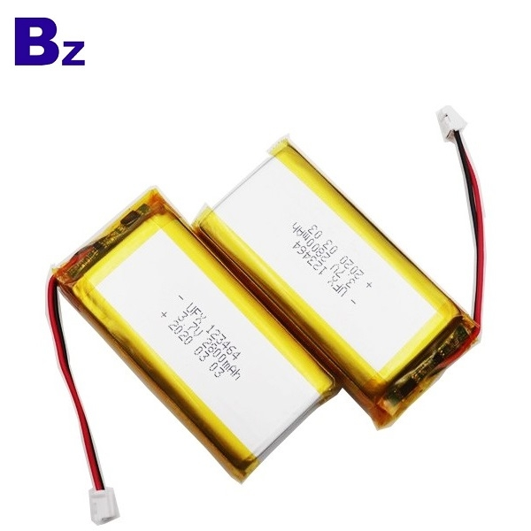 2800mAh 3.7V Li-Polymer Battery