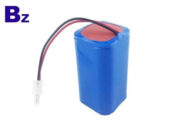 18650 4S Batteries 2200mAh 14.8V Rechargeable Li-ion Battery