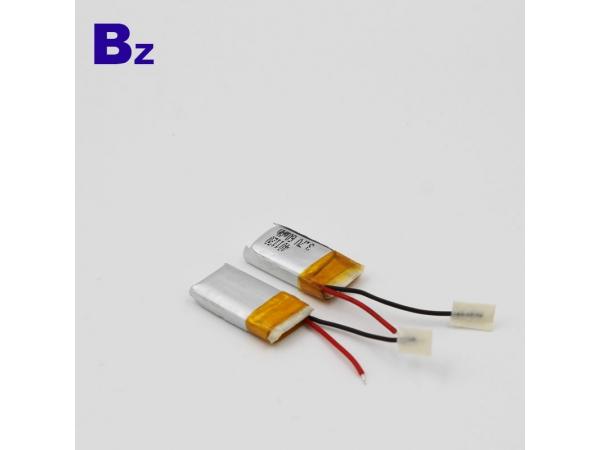 401120 - 60mAh - 3.7V li-ion battery