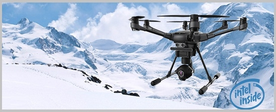 Camera drone lithium ion battery