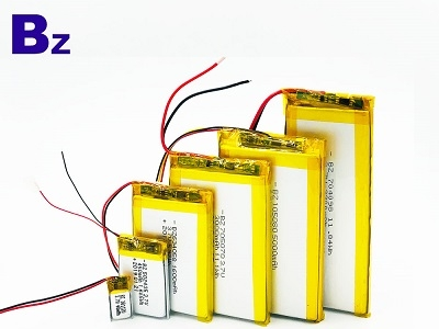 soft packing lithium battery