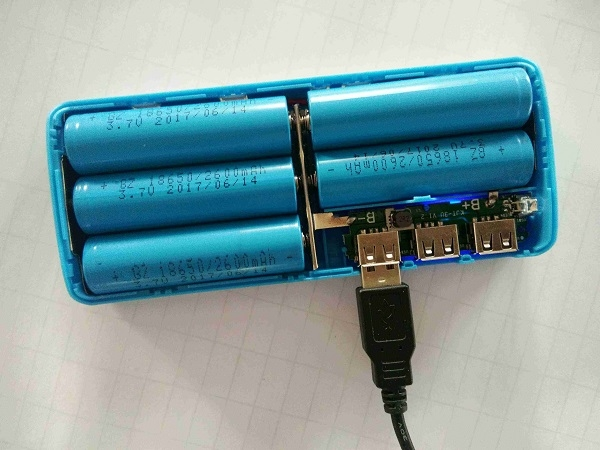 charge the lithium battery correctly