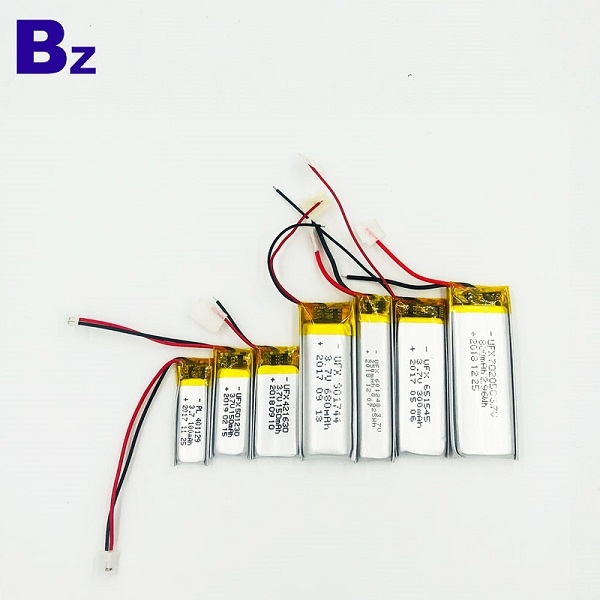 ternary polymer lithium ion battery