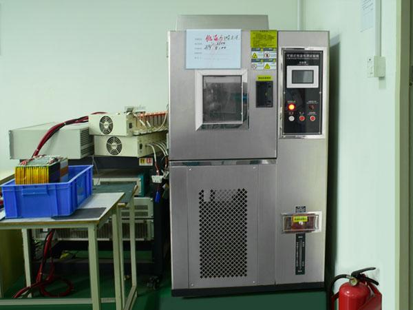 china Battery Production Ability