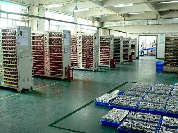 china lithium Battery Production Ability