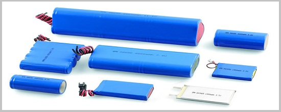 Medical battery