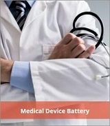 Medical Device Battery