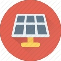 Solar Light Battery