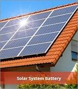 Solar System Battery