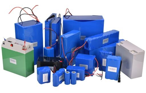 Types of Lithium Battery Packs