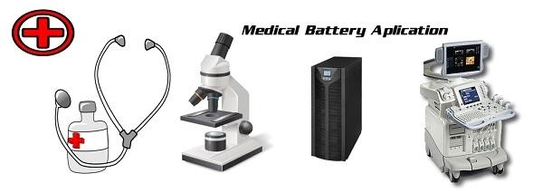 Custom Medical Battery Packs
