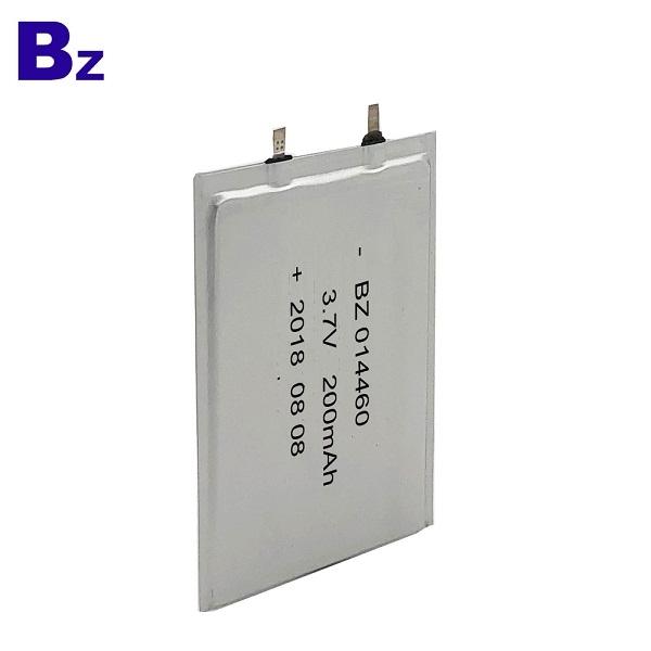 200mAh Super Thin Battery