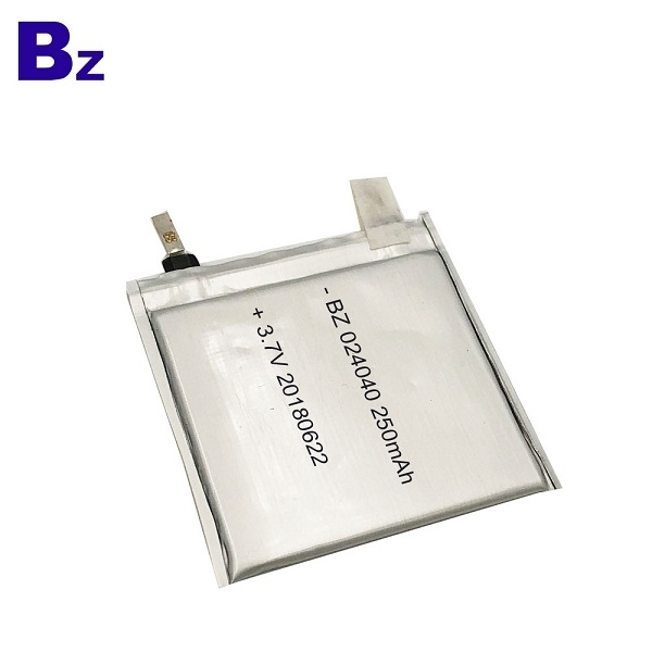 Battery Cell for Smart Card