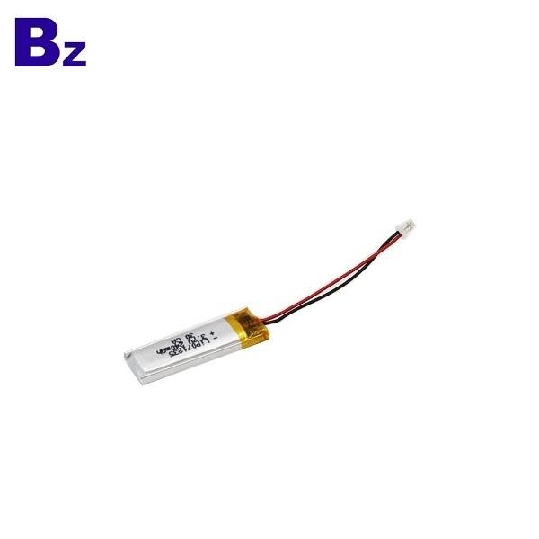 240mAh 3.7V Li-ion Battery